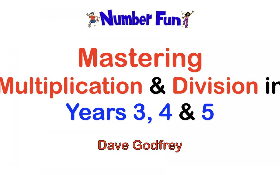 3. Mastering Multiplication and Division